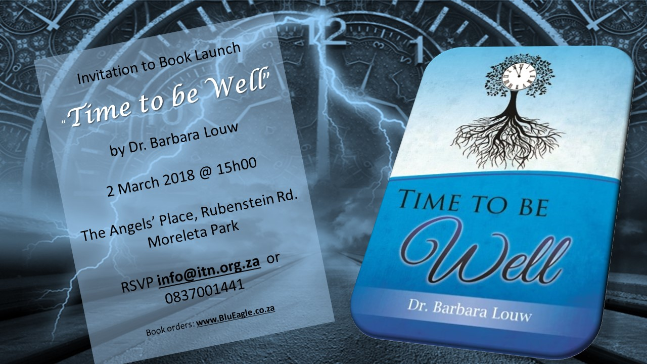 Time to be Well Launch 01